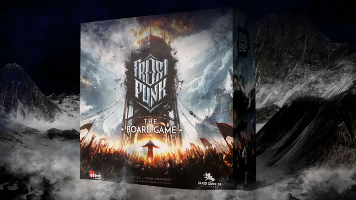 「Frostpunk: The Board Game」