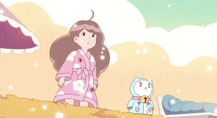 「Bee and PuppyCat」
