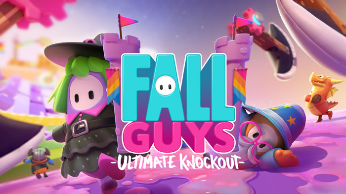 「Fall Guys: Ultimate Knockout」