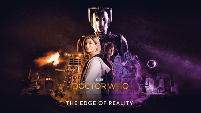 「Doctor Who: The Edge Of Reality」