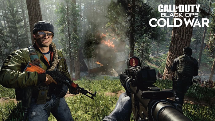 「Call of Duty: Black Ops Cold War」
