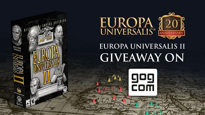 「Europa Universalis II」