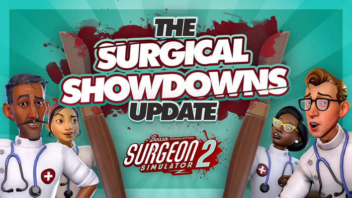 「Surgeon Simulator 2」