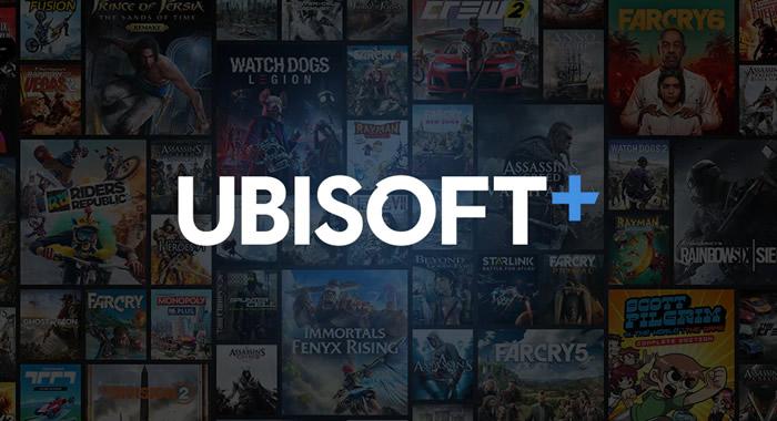 「Ubisoft+」