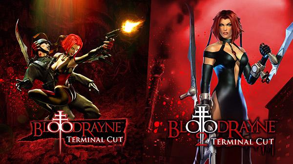 「BloodRayne」