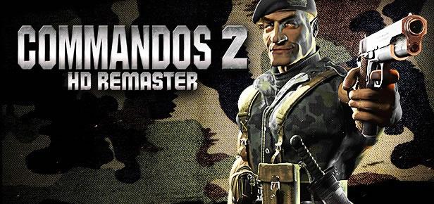 「Commandos 2 HD Remaster」