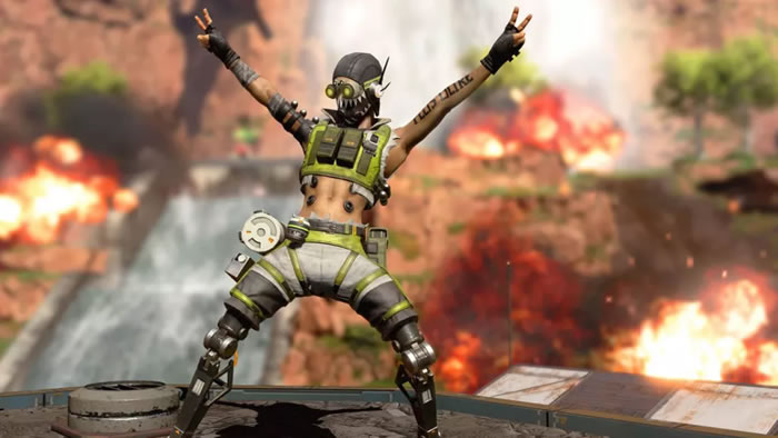 「Apex Legends」