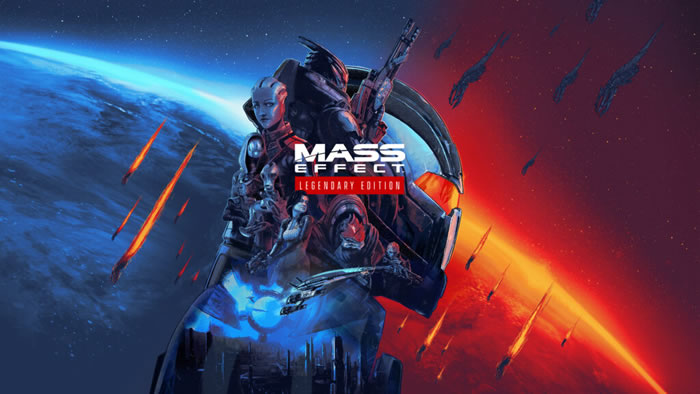 「Mass Effect: Legendary Edition」