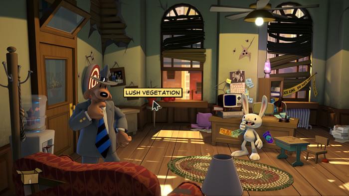 「Sam & Max: This Time It's Virtual!」