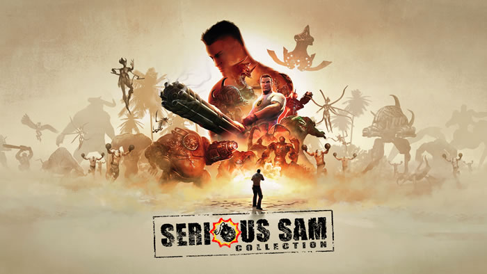 「Serious Sam 4」