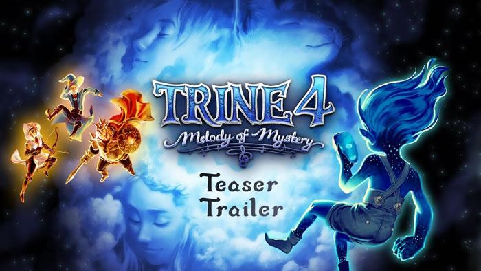 「Trine 4: The Nightmare Prince」