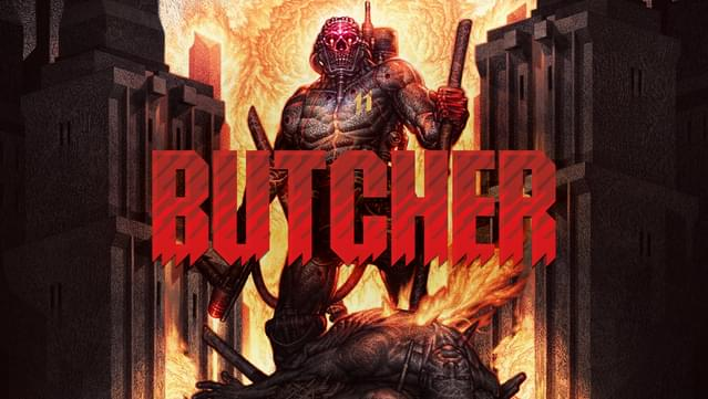 「Butcher」