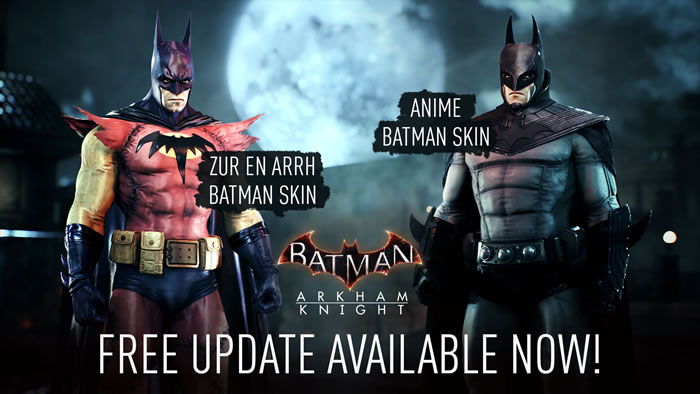 「Batman: Arkham Knight」