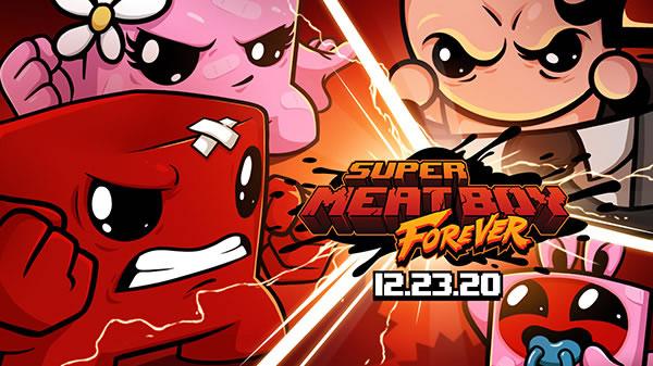 「Super Meat Boy」