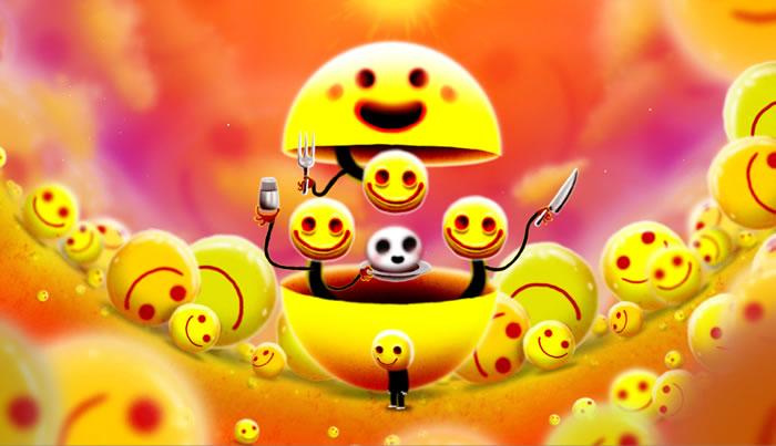 「Happy Game」