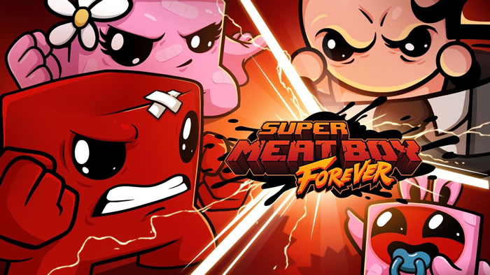 「Super Meat Boy」
