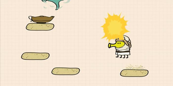 「Doodle Jump 2」