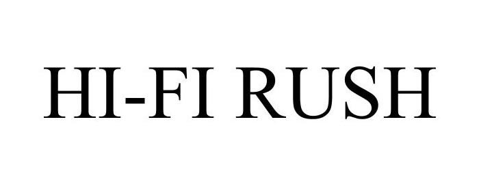 「HI-FI RUSH」