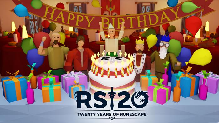 「RuneScape」