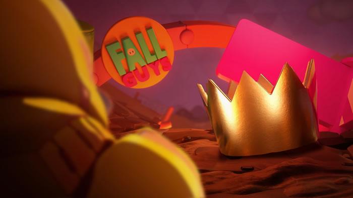 「Fall Guys」