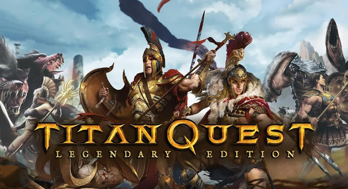 「Titan Quest」
