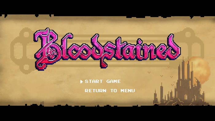 「Bloodstained」