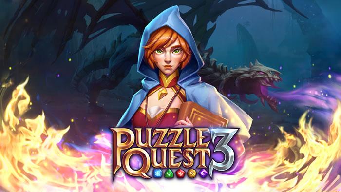 「Puzzle Quest 3」