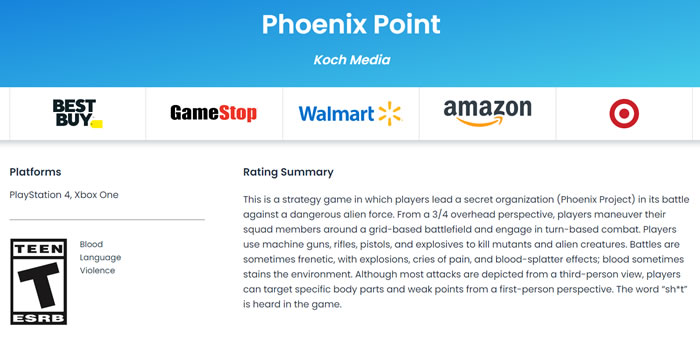 「Phoenix Point」