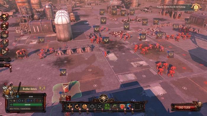 「Warhammer 40,000: Battlesector」