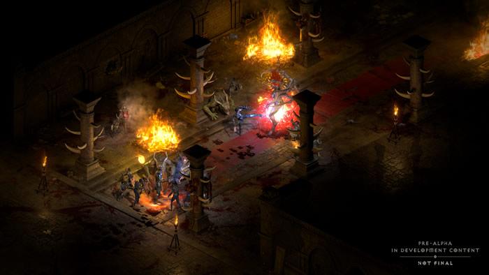 「Diablo II Resurrected」