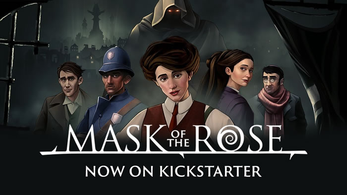 「Mask of the Rose」