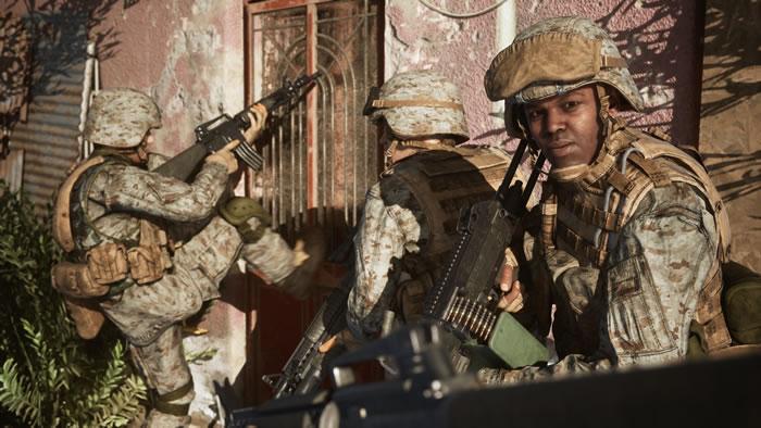 「Six Days in Fallujah」