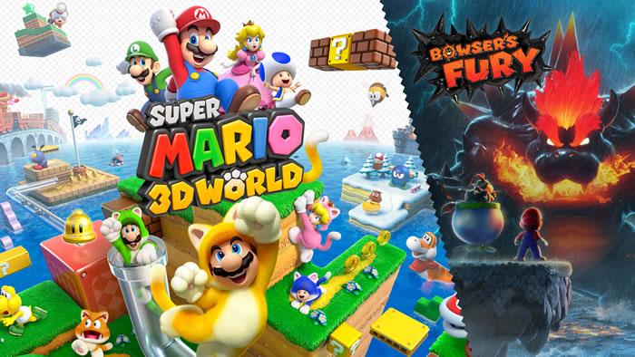 「スーパーマリオ 3Dワールド + フューリーワールド」
