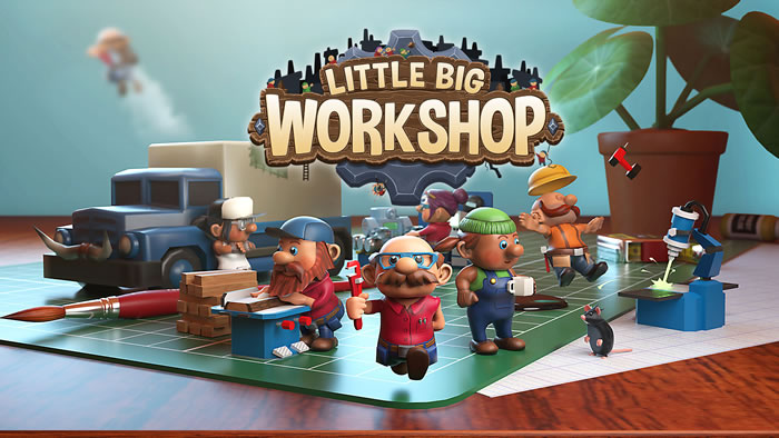 「Little Big Workshop」