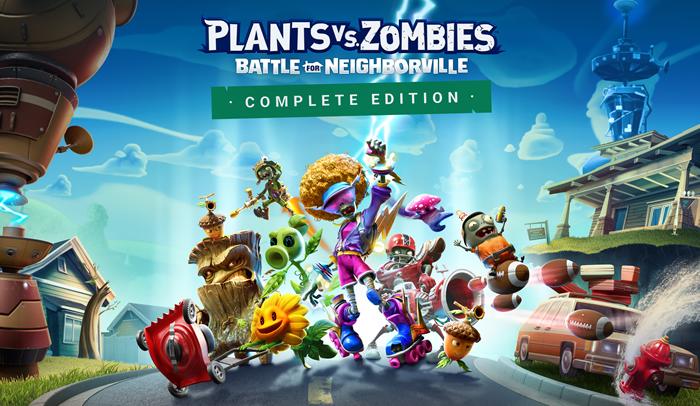 「Plants vs Zombies: Battle For Neighborville」