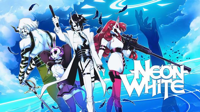 「NEON WHITE」