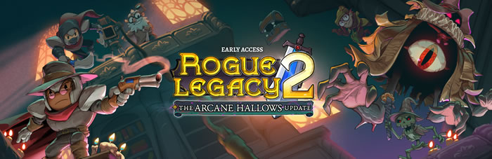 「Rogue Legacy 2」