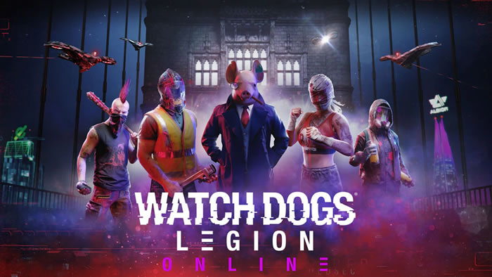 「Watch Dogs Legion」