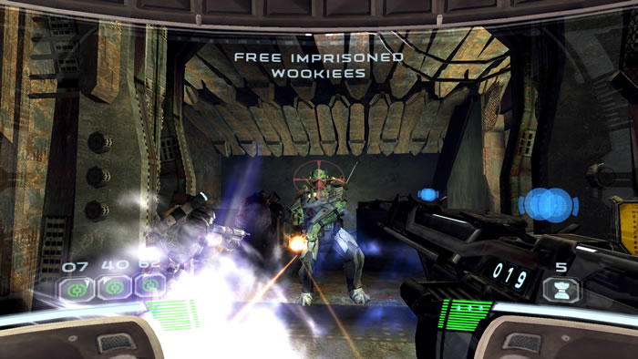 「Star Wars Republic Commando」