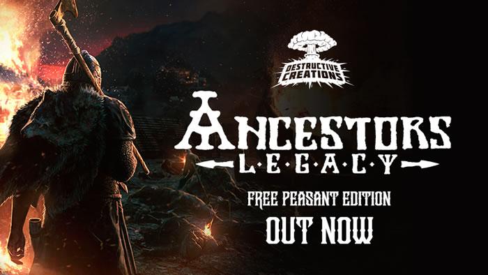 「Ancestors Legacy」