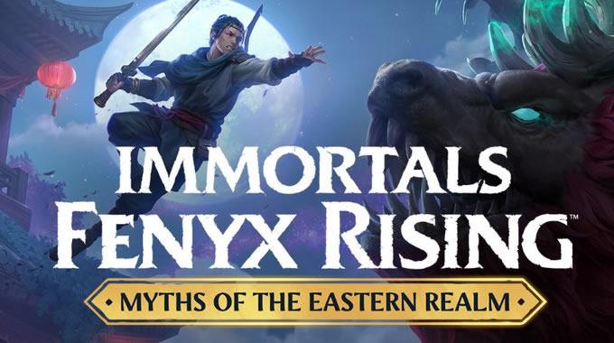 「Immortals Fenyx Rising」