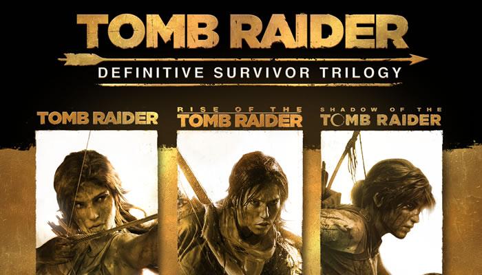 「Tomb Raider: Definitive Survivor Trilogy」
