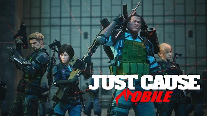 「Just Cause 4」
