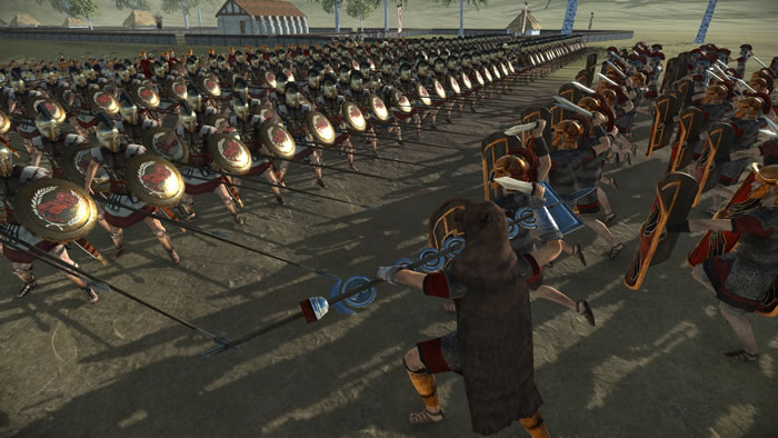「Total War: Rome Remastered」