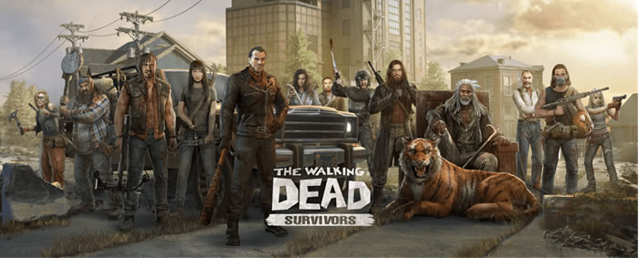 「The Walking Dead: Survivors」