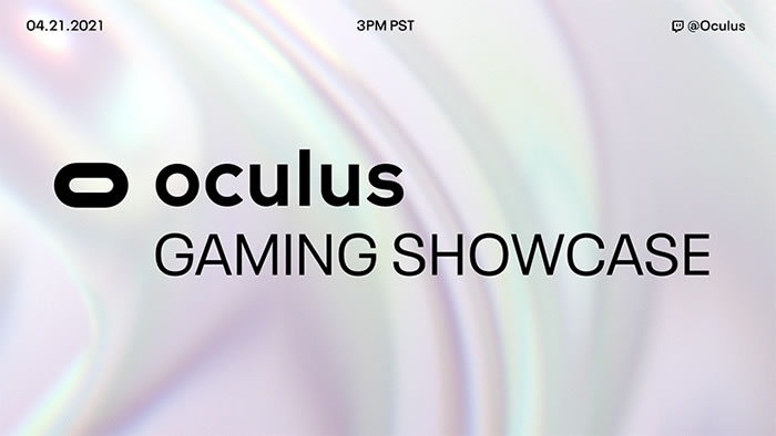 「Oculus Gaming Showcase」