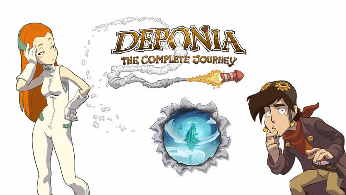 「Deponia: The Complete Journey」