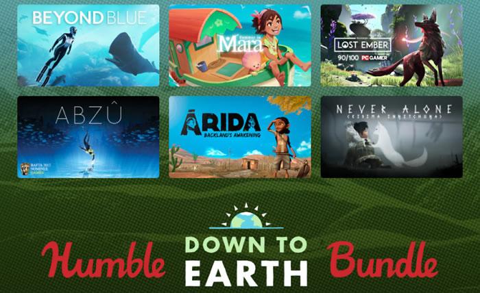 「Humble Bundle」