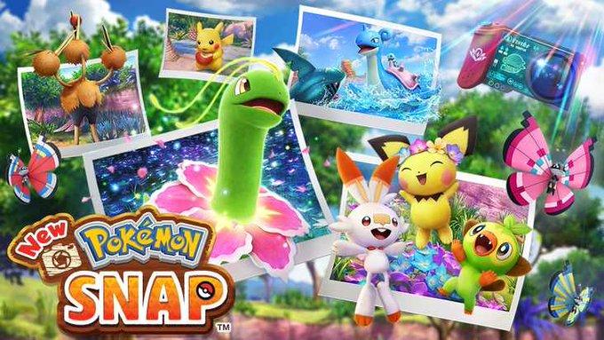 「New Pokémon Snap」