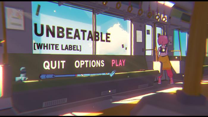 「UNBEATABLE」